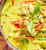 Foto Kaeng kari, gele curry