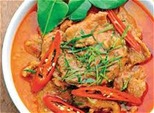 Foto Panang curry